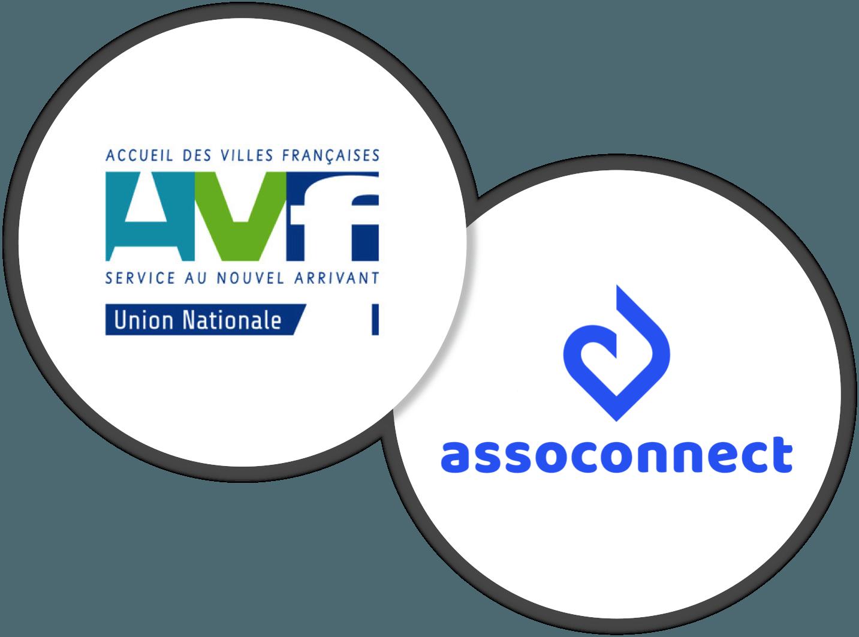 AssoConnect AVF Accueil des Villes Françaises