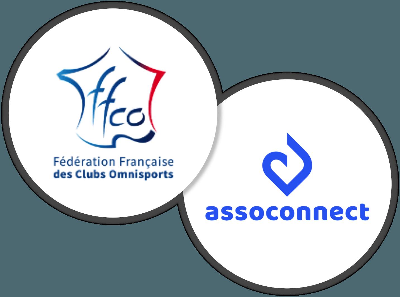 AssoConnect Fédération Française des Clubs Omnisports FFCO