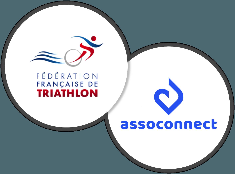 AssoConnect gratuit Fédération Française de Triathlon