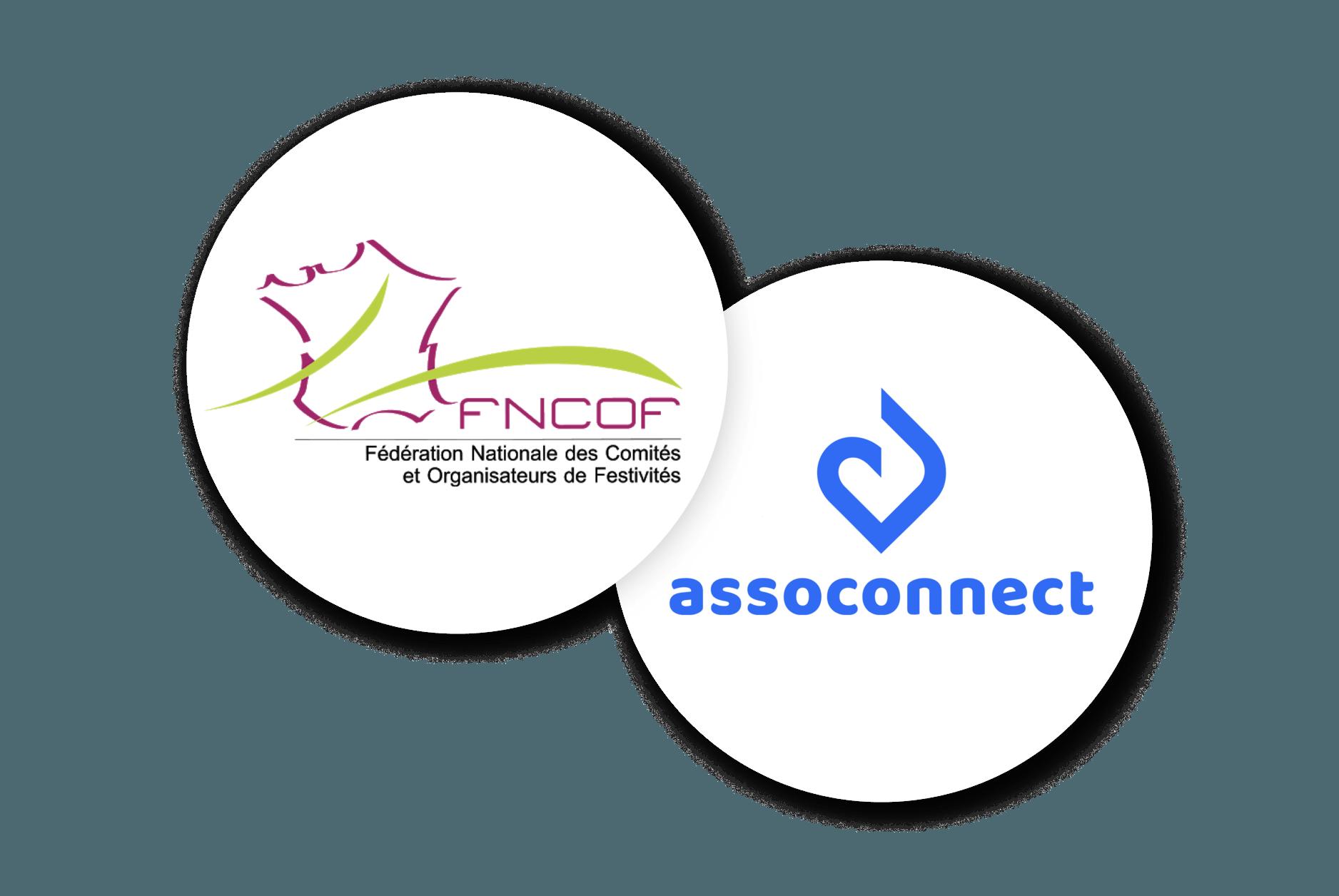 AssoConnect et Fédération Nationale des Comités et Organisateurs de Festivités