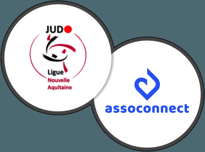 AssoConnect Ligue Nouvelle Aquitaine de Judo