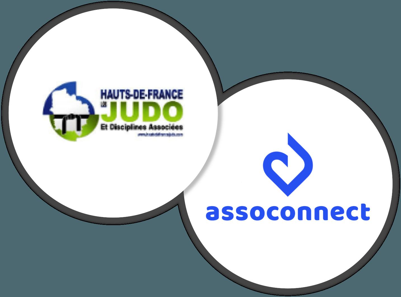 AssoConnect Ligue des Hauts-de-France de Judo
