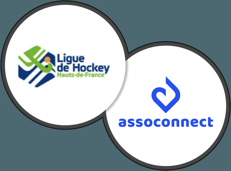 AssoConnect Ligue Hockey Hauts de France