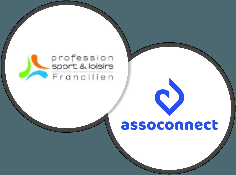 AssoConnect Profession Sport Loisirs Francilien