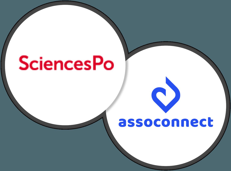 AssoConnect gratuit Sciences Po