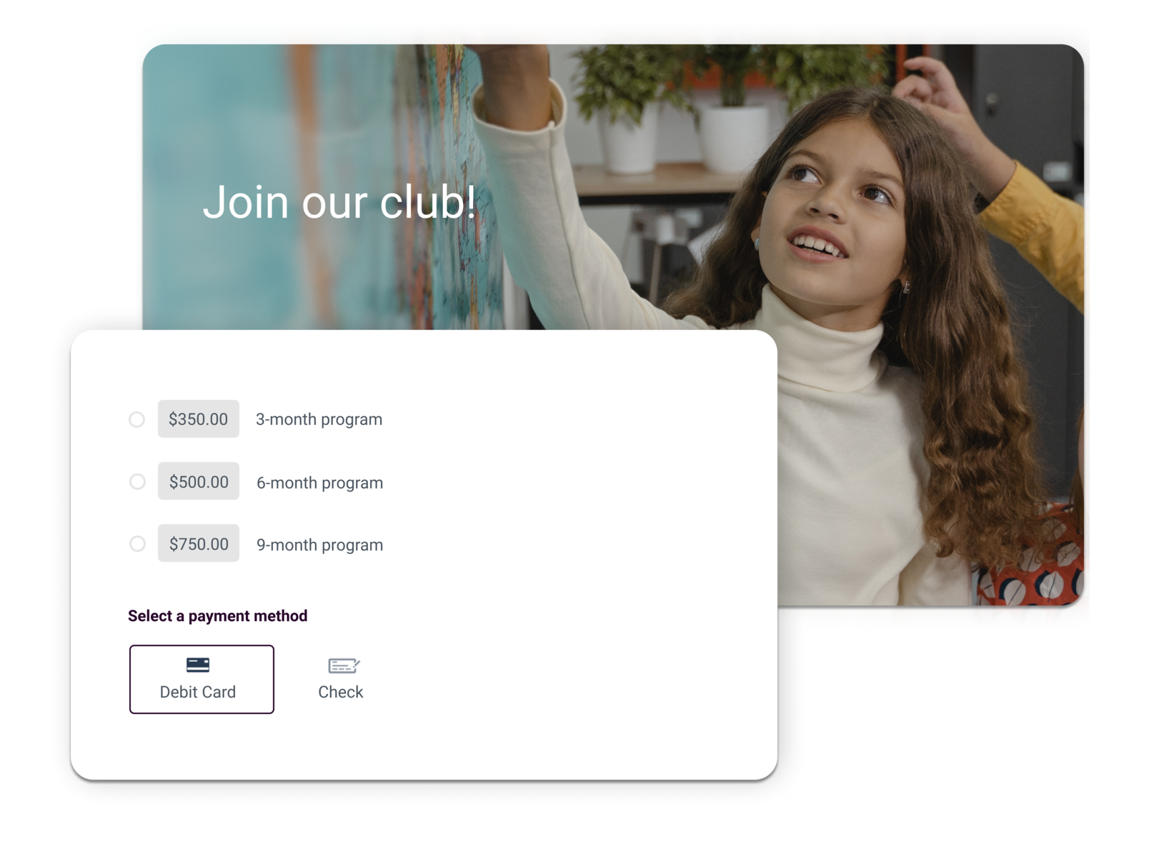 after school club management software summary