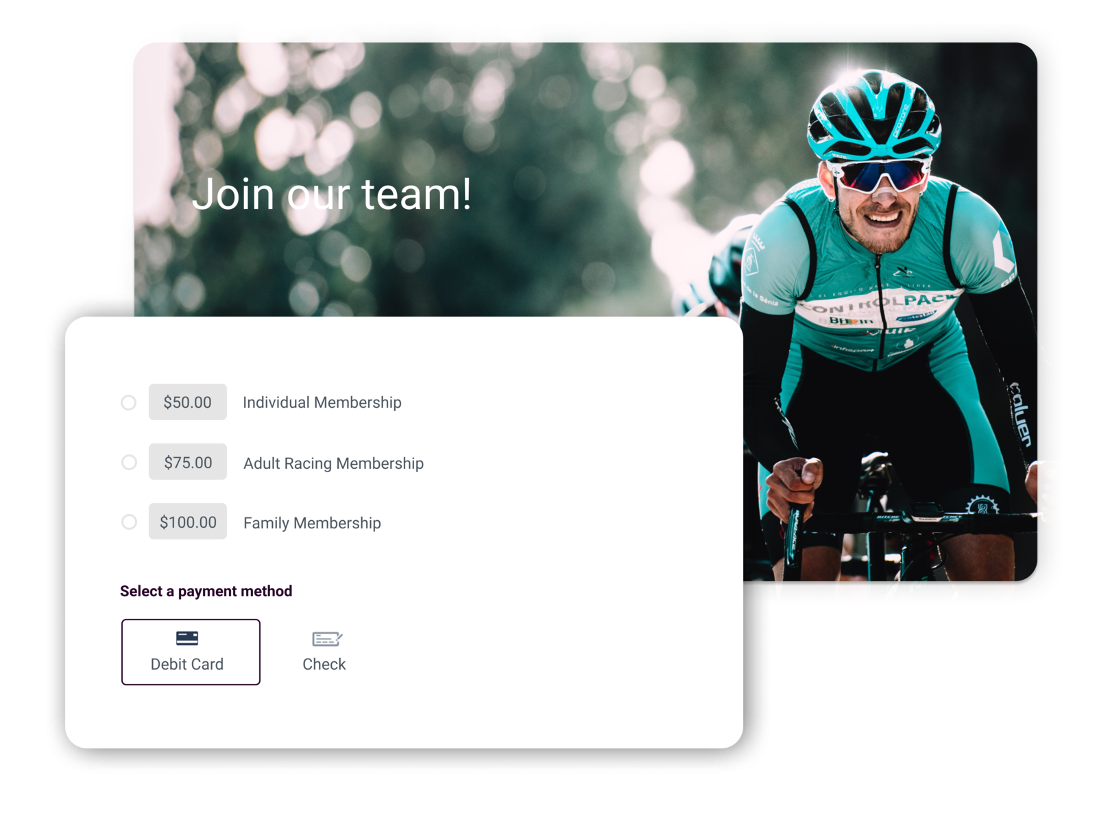 cycling club management software summary