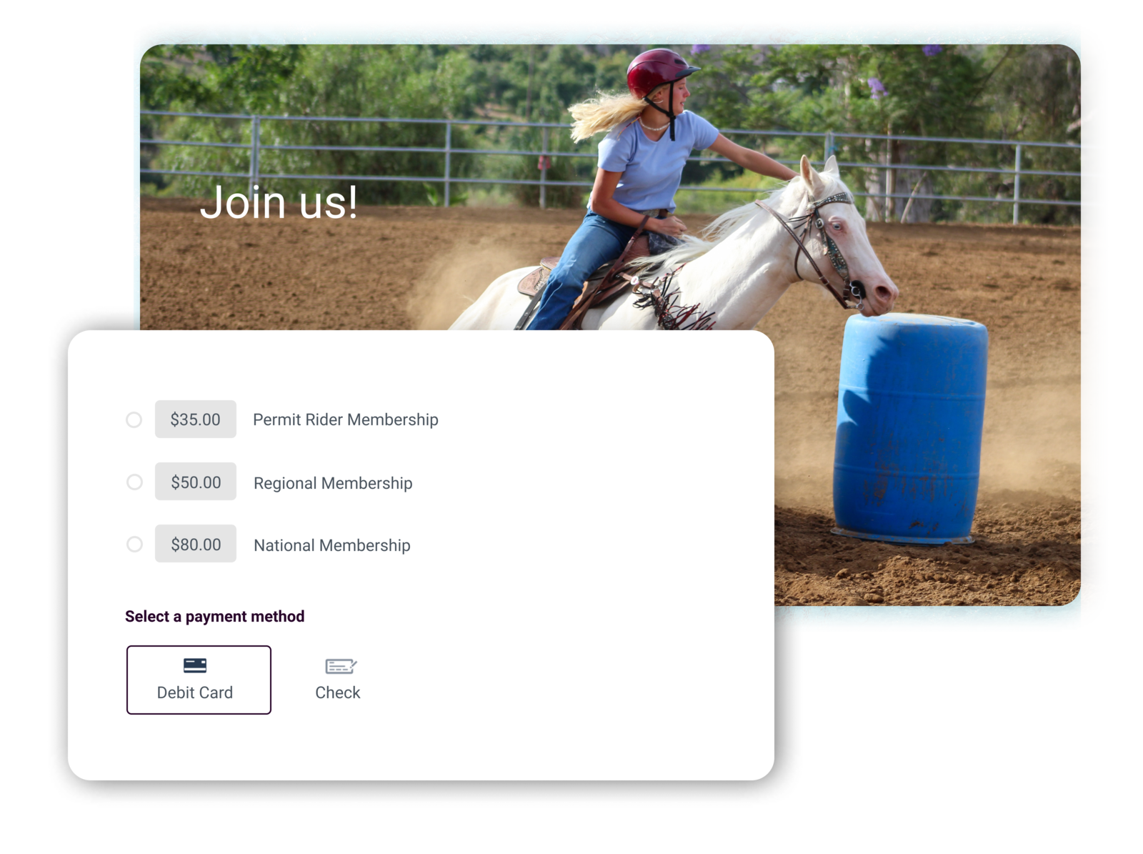rodeo management software summary
