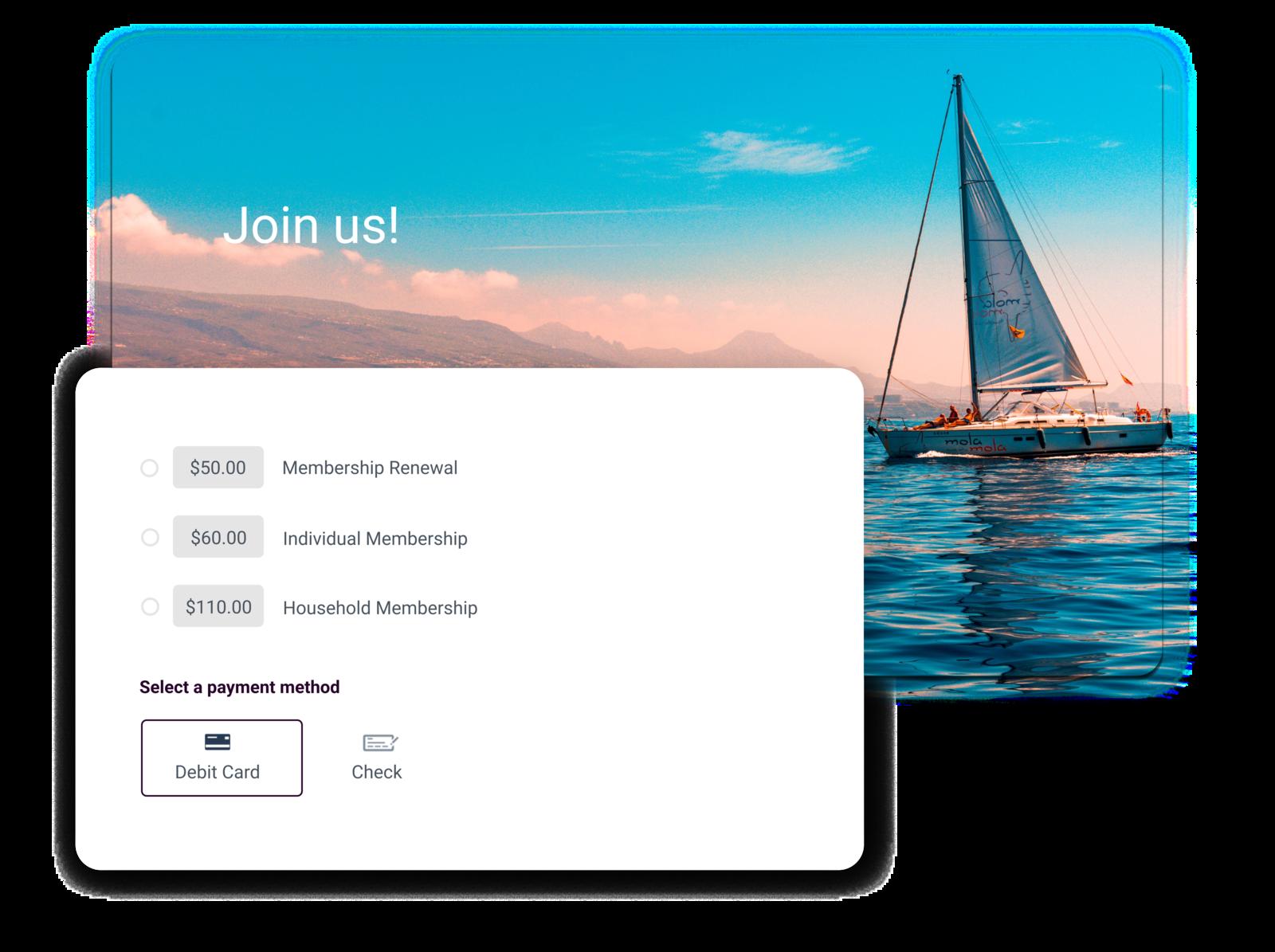 sailing club management software summary
