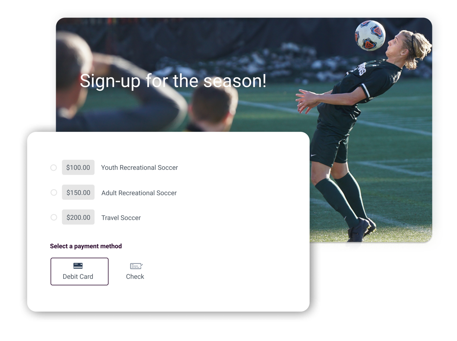 soccer club management software summary